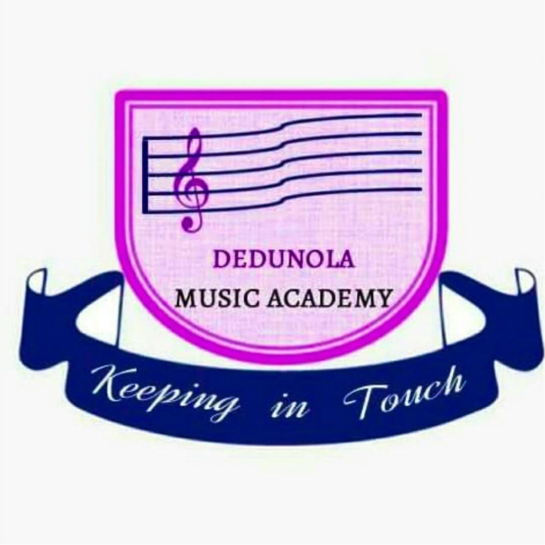 dedunola music logo min
